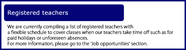 In search of a challenging teaching job?